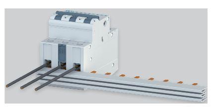 Leitungsschutzschalter Aufbau Sicherungsautomaten Schutzschalter